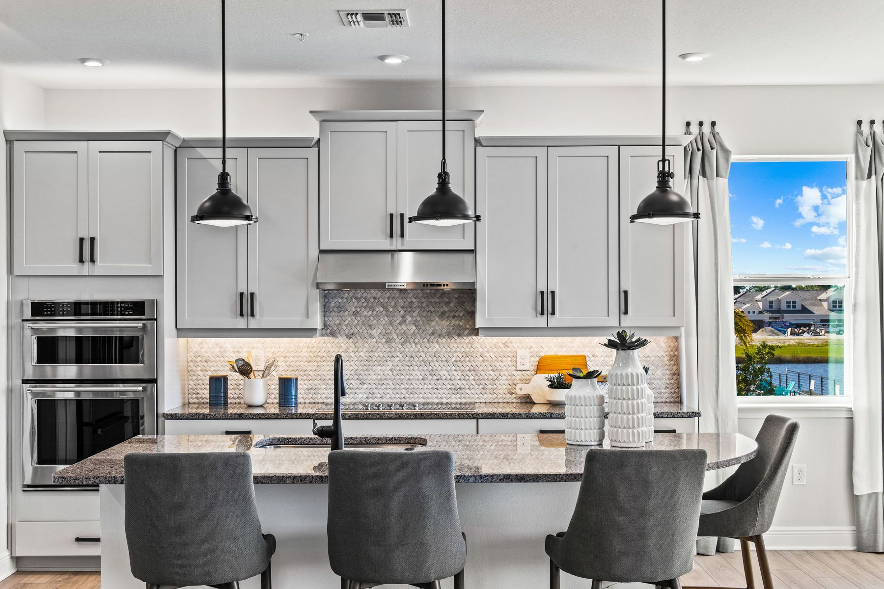 Kitchen featured in the Oceangrove By Mattamy Homes in Naples, FL