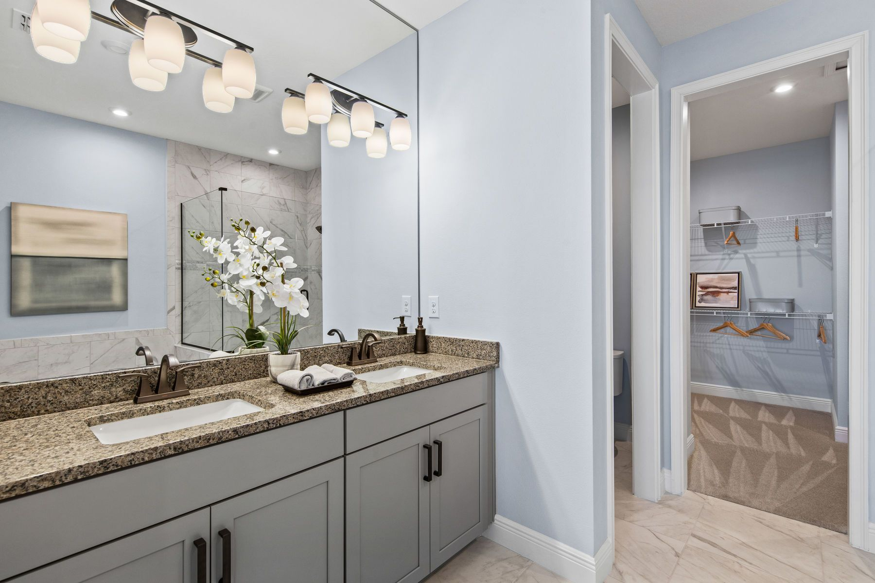 Bathroom featured in the Oceangrove By Mattamy Homes in Naples, FL