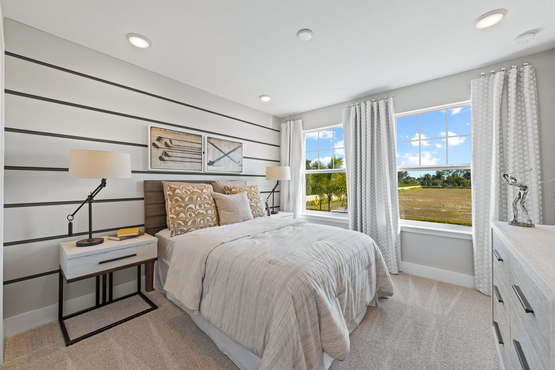 Bedroom featured in the Sandbar By Mattamy Homes in Naples, FL