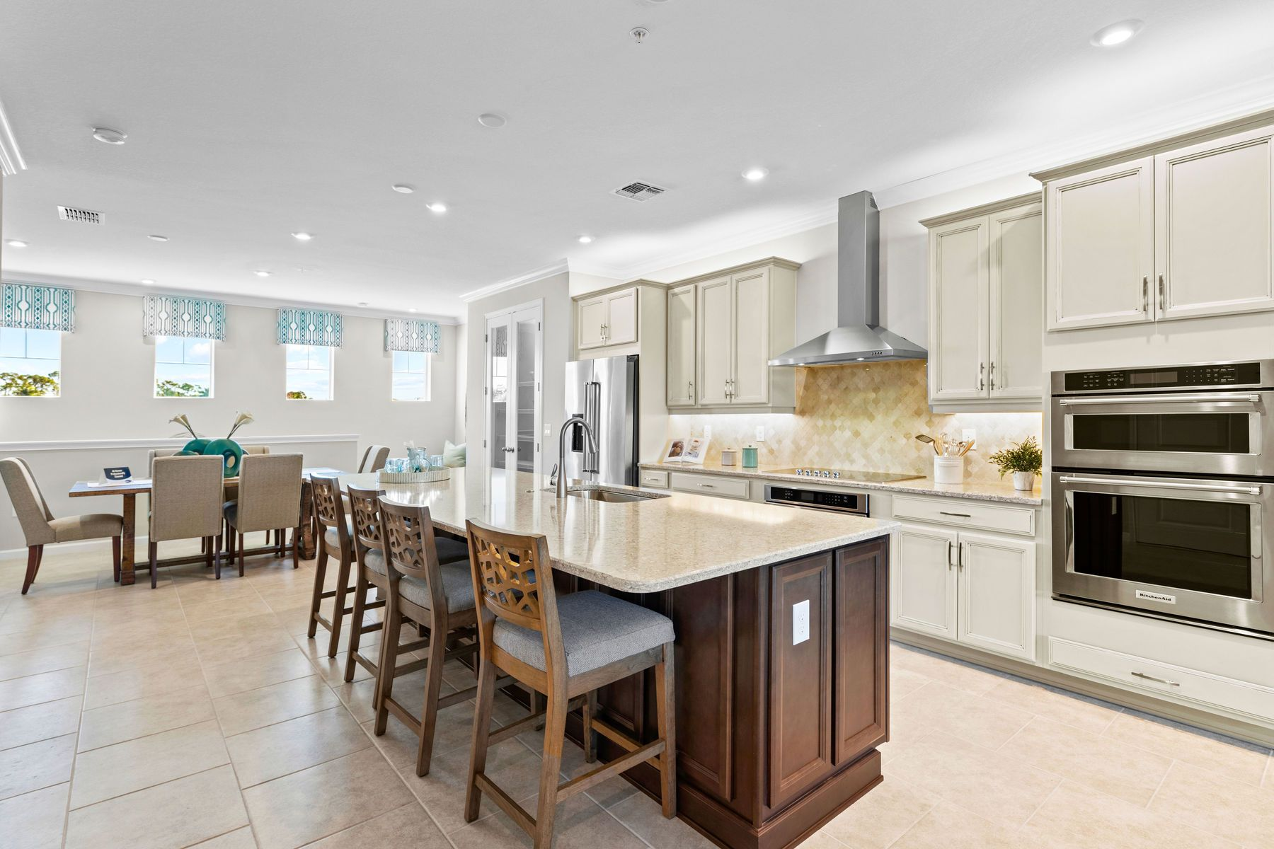 Kitchen featured in the Seabright By Mattamy Homes in Naples, FL