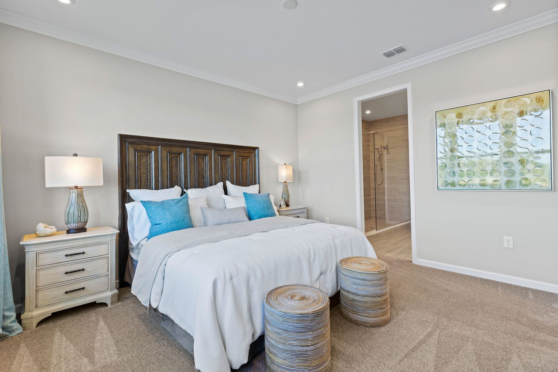 Bedroom featured in the Seabright By Mattamy Homes in Naples, FL