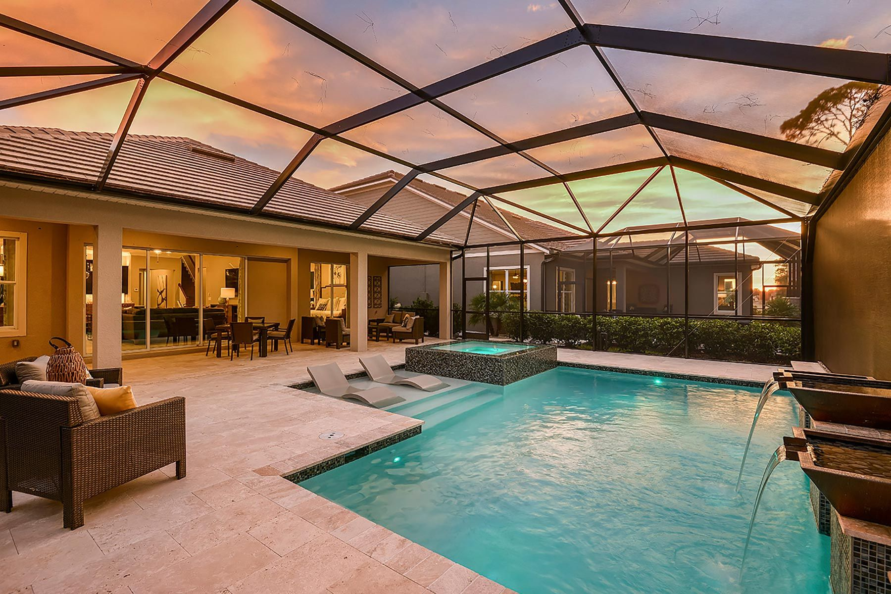 'Compass Landing' by Mattamy Homes - Naples-Fort Myers in Naples