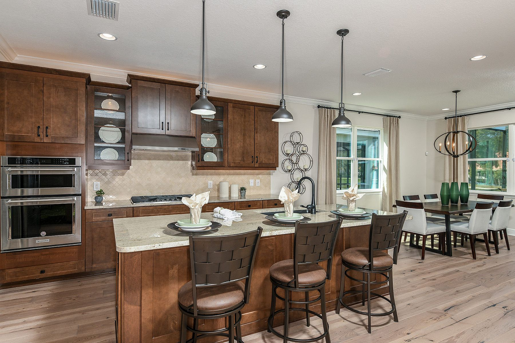 Kitchen featured in the Alee By Mattamy Homes in Naples, FL