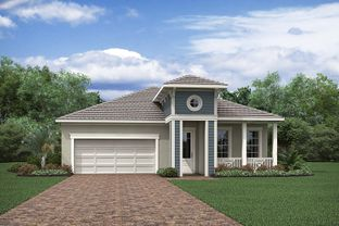 Capstan - Compass Landing: Naples, Florida - Mattamy Homes