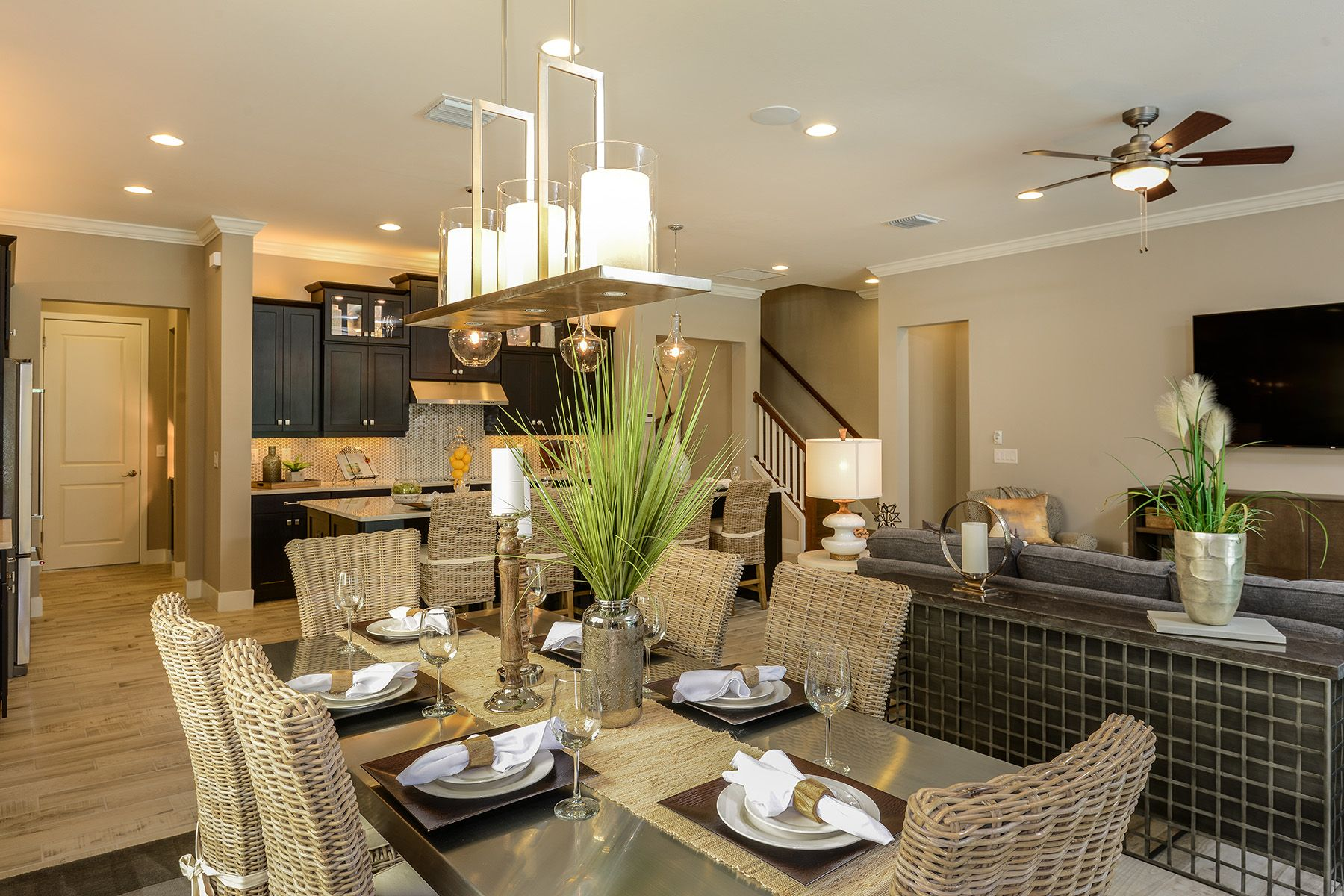 Living Area featured in the Commodore By Mattamy Homes in Naples, FL