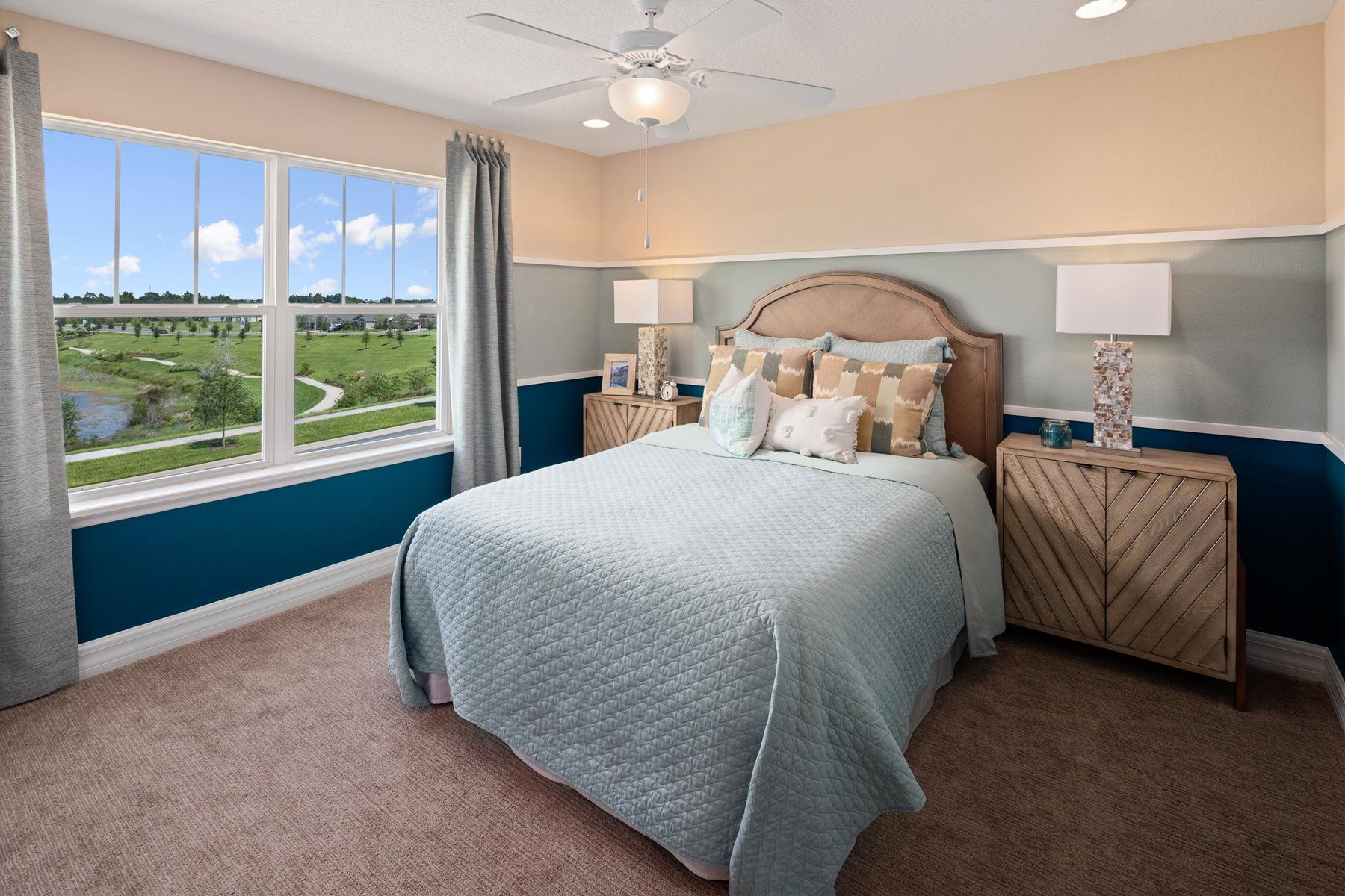 Bedroom featured in the Griffin By Mattamy Homes in Orlando, FL