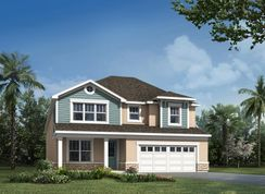 Griffin - Waterbrooke: Clermont, Florida - Mattamy Homes