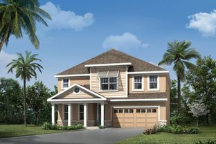Louisa - Waterbrooke: Clermont, Florida - Mattamy Homes