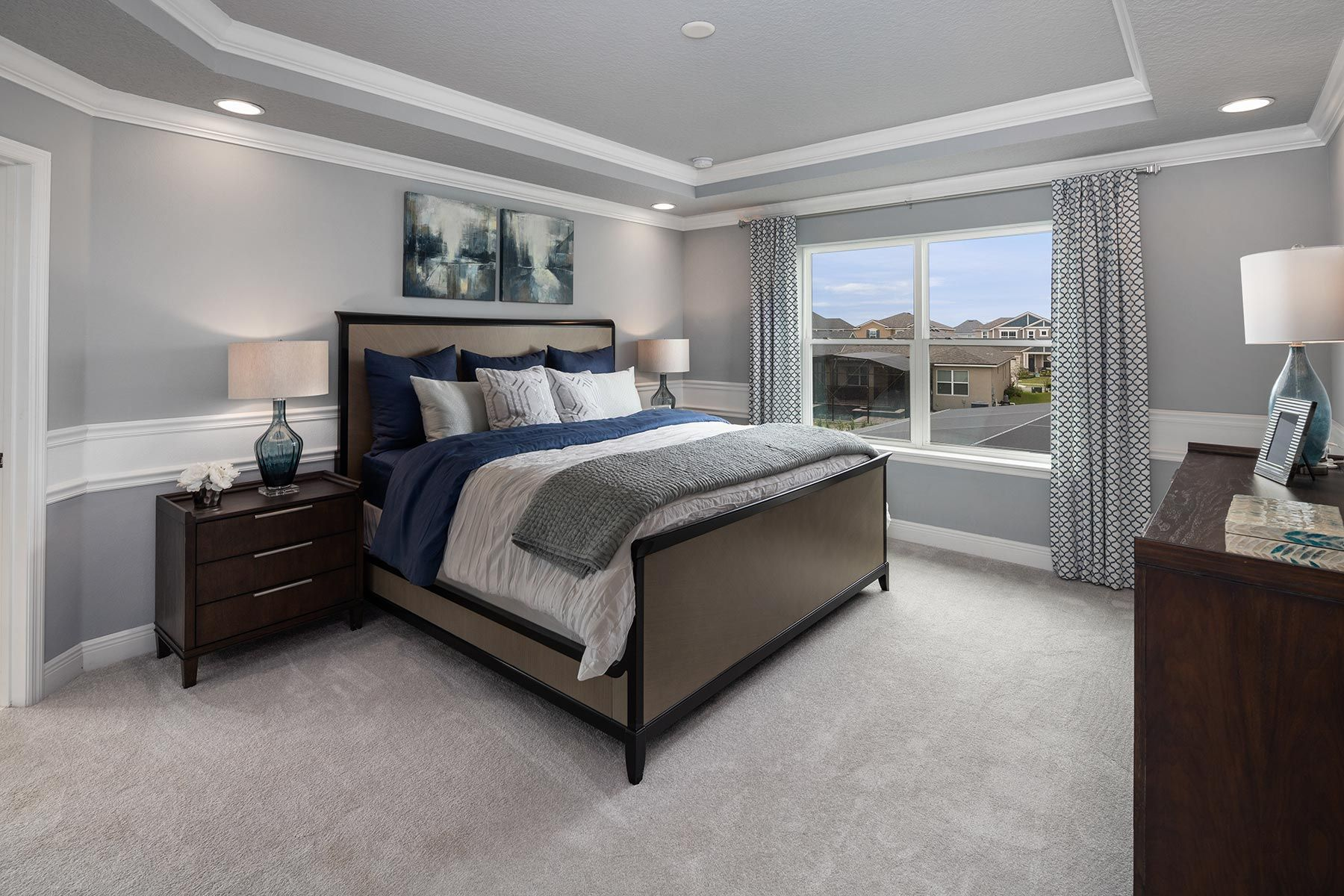 Bedroom featured in the Canon By Mattamy Homes in Orlando, FL
