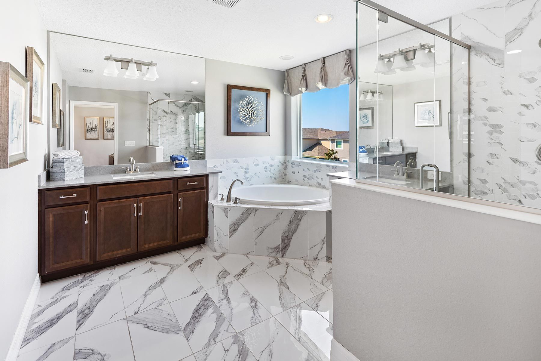 Bathroom featured in the Kensington By Mattamy Homes in Orlando, FL