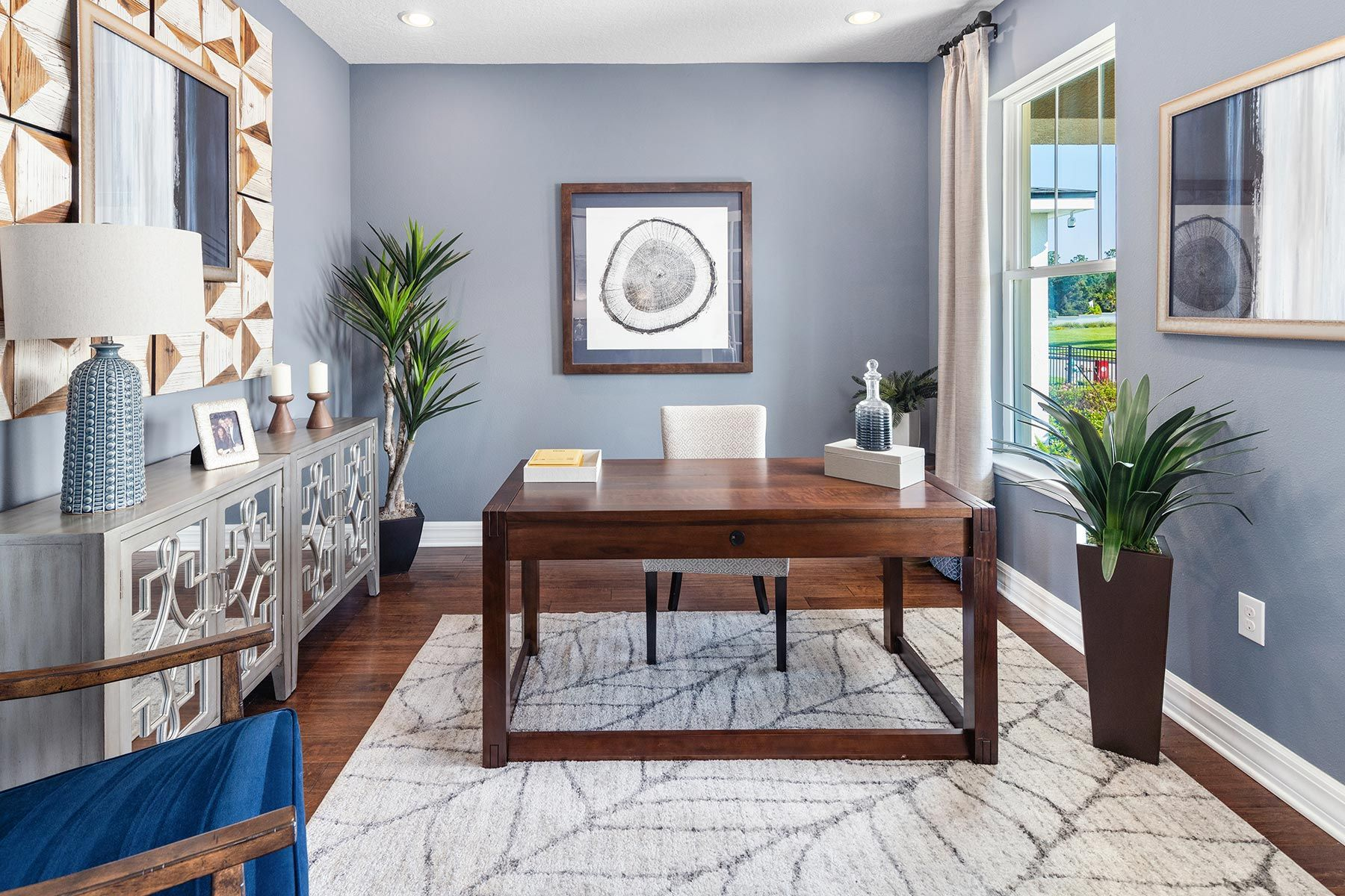Living Area featured in the Kensington By Mattamy Homes in Orlando, FL