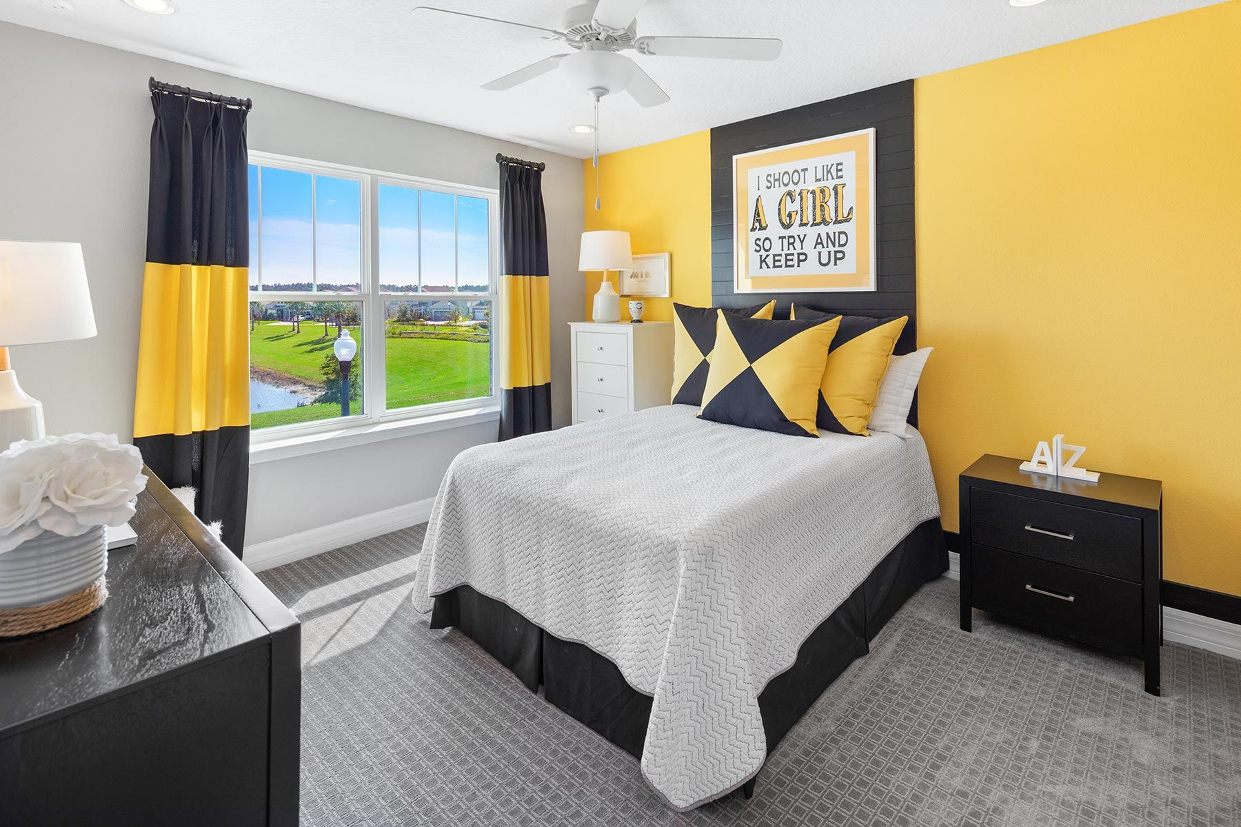 Bedroom featured in the Kensington By Mattamy Homes in Orlando, FL