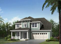 Jasmine - Meridian Parks: Orlando, Florida - Mattamy Homes