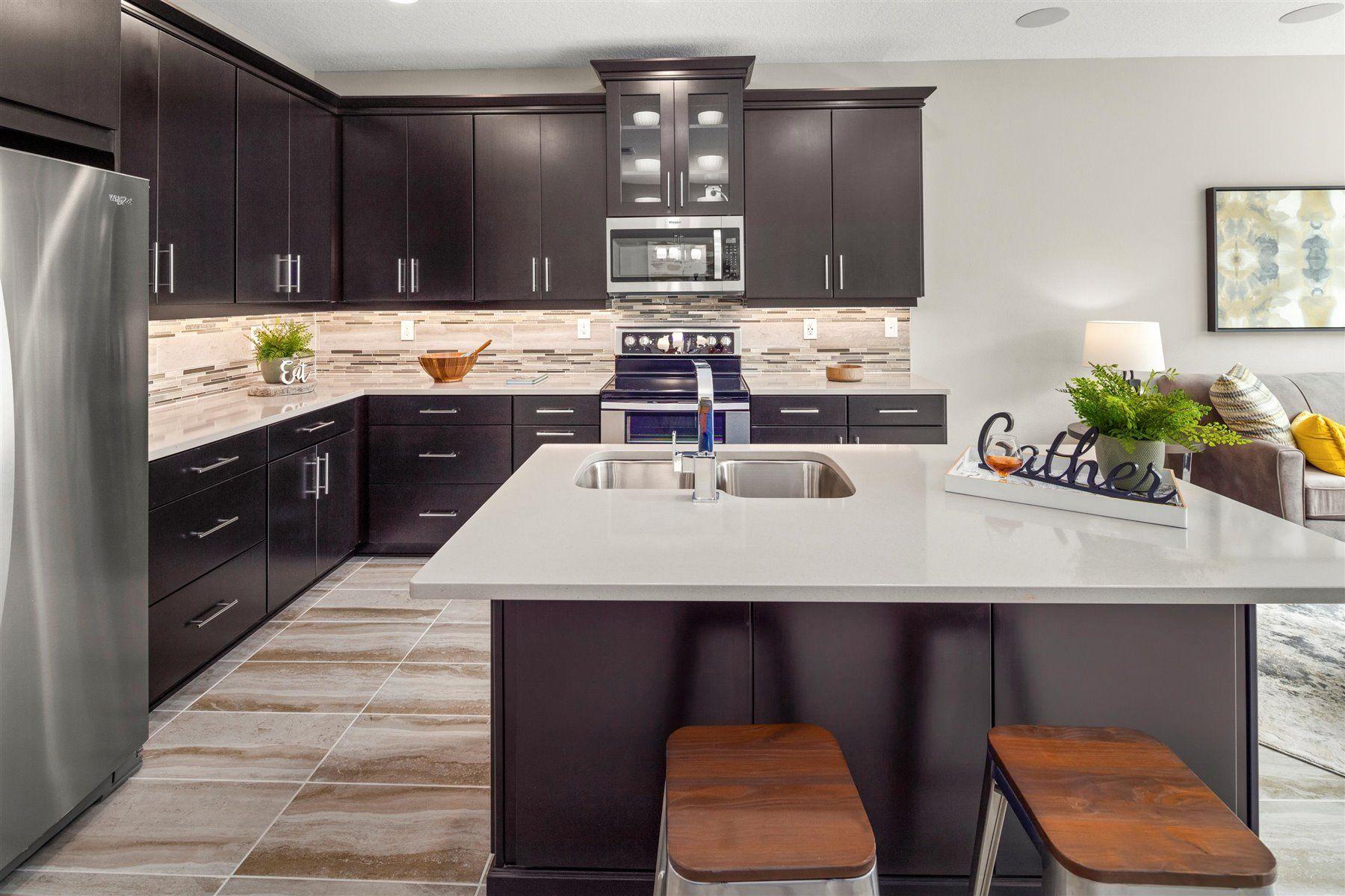 Kitchen featured in the Barrington By Mattamy Homes in Orlando, FL