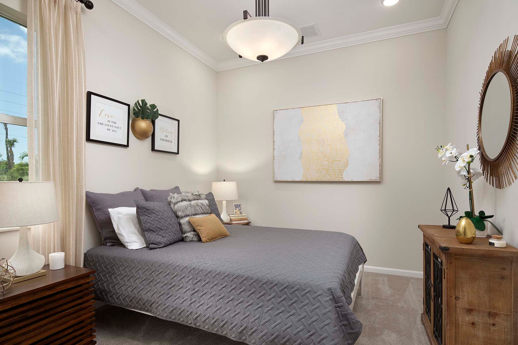 Bedroom featured in the Sabal By Mattamy Homes in Palm Beach County, FL