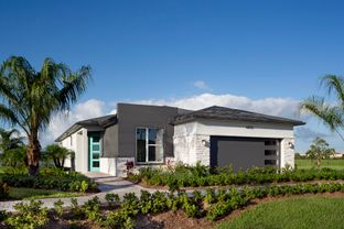 Aspen - Tradition - Emery: Port Saint Lucie, Florida - Mattamy Homes