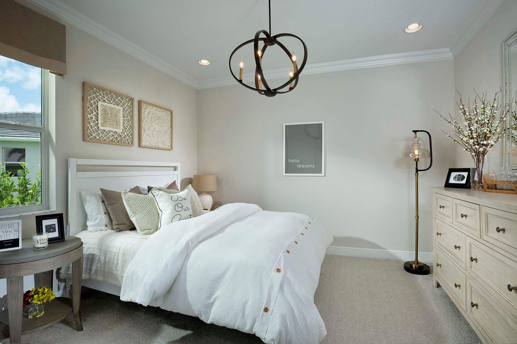 Bedroom featured in the Briar By Mattamy Homes in Martin-St. Lucie-Okeechobee Counties, FL