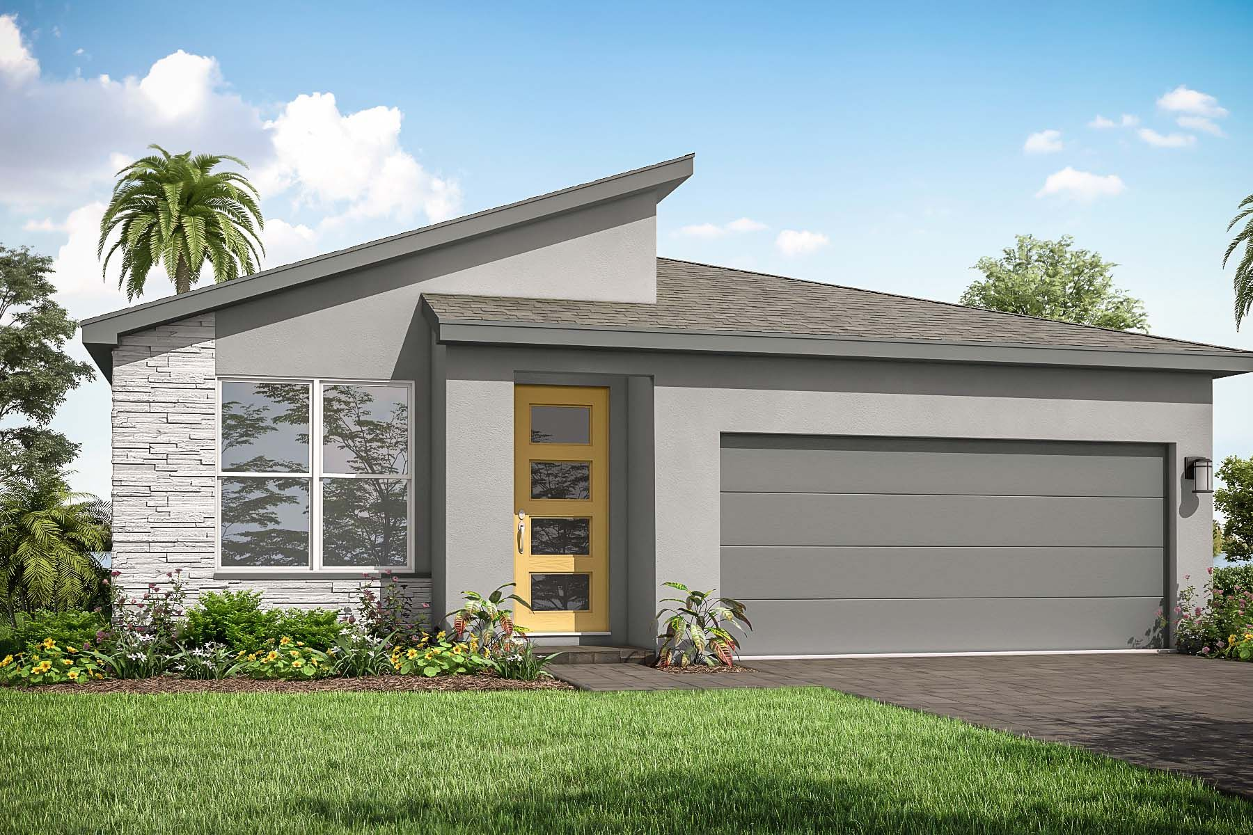Exterior featured in the Briar By Mattamy Homes in Martin-St. Lucie-Okeechobee Counties, FL