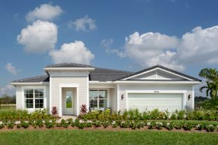 Dahlia - Tradition - Emery: Port St Lucie, Florida - Mattamy Homes