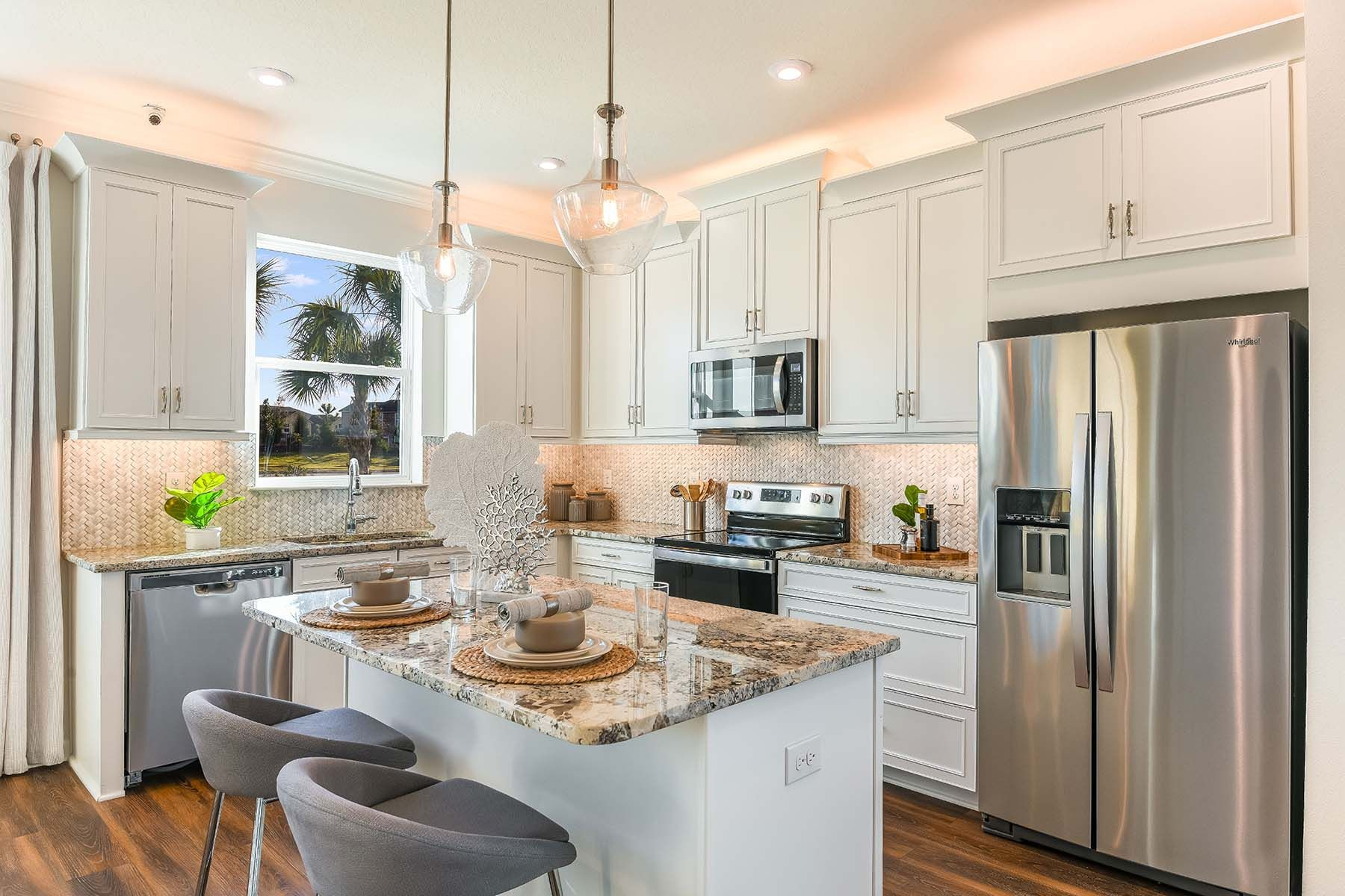 Kitchen featured in the Driftwood II End By Mattamy Homes in Sarasota-Bradenton, FL