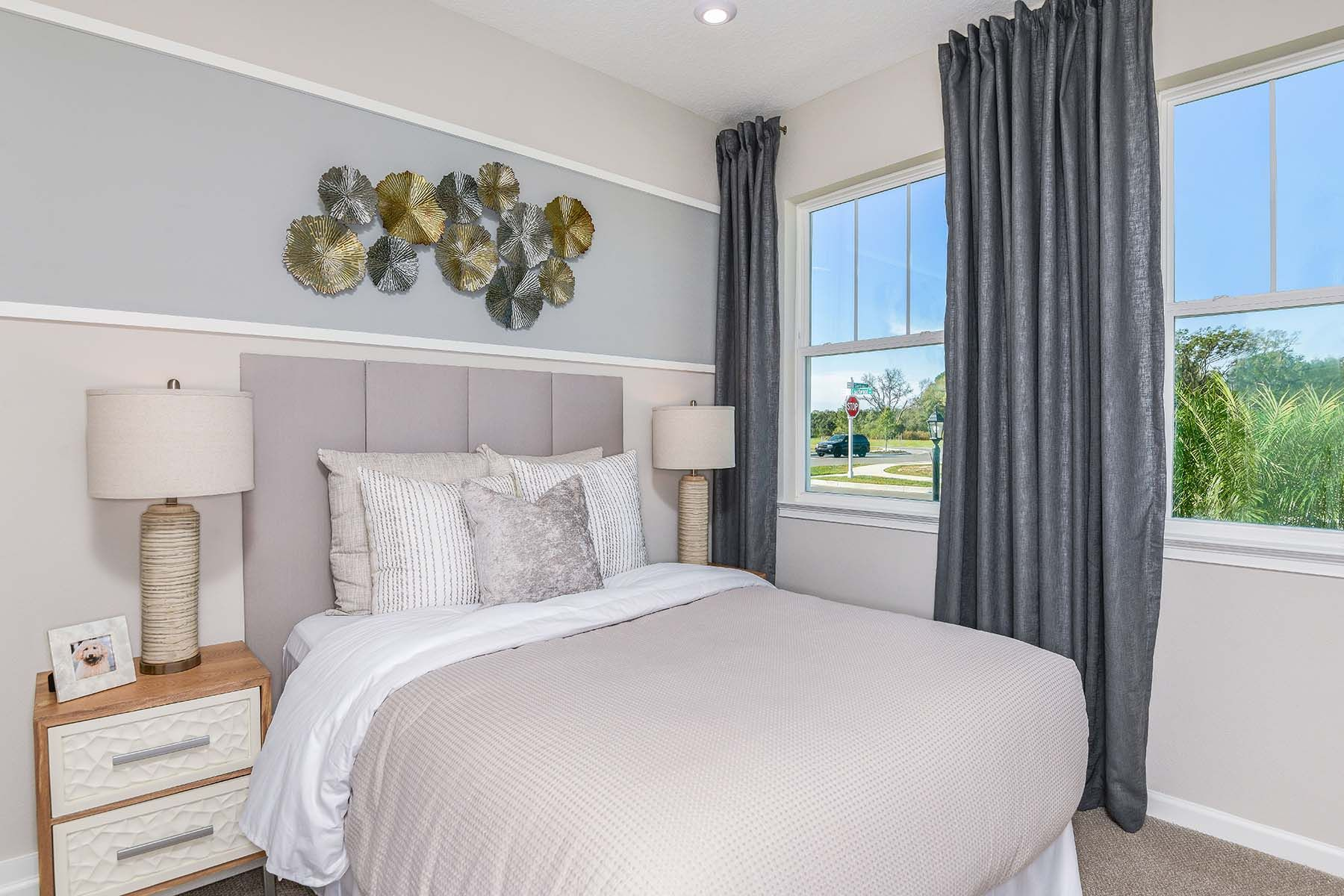 Bedroom featured in the Driftwood II End By Mattamy Homes in Sarasota-Bradenton, FL