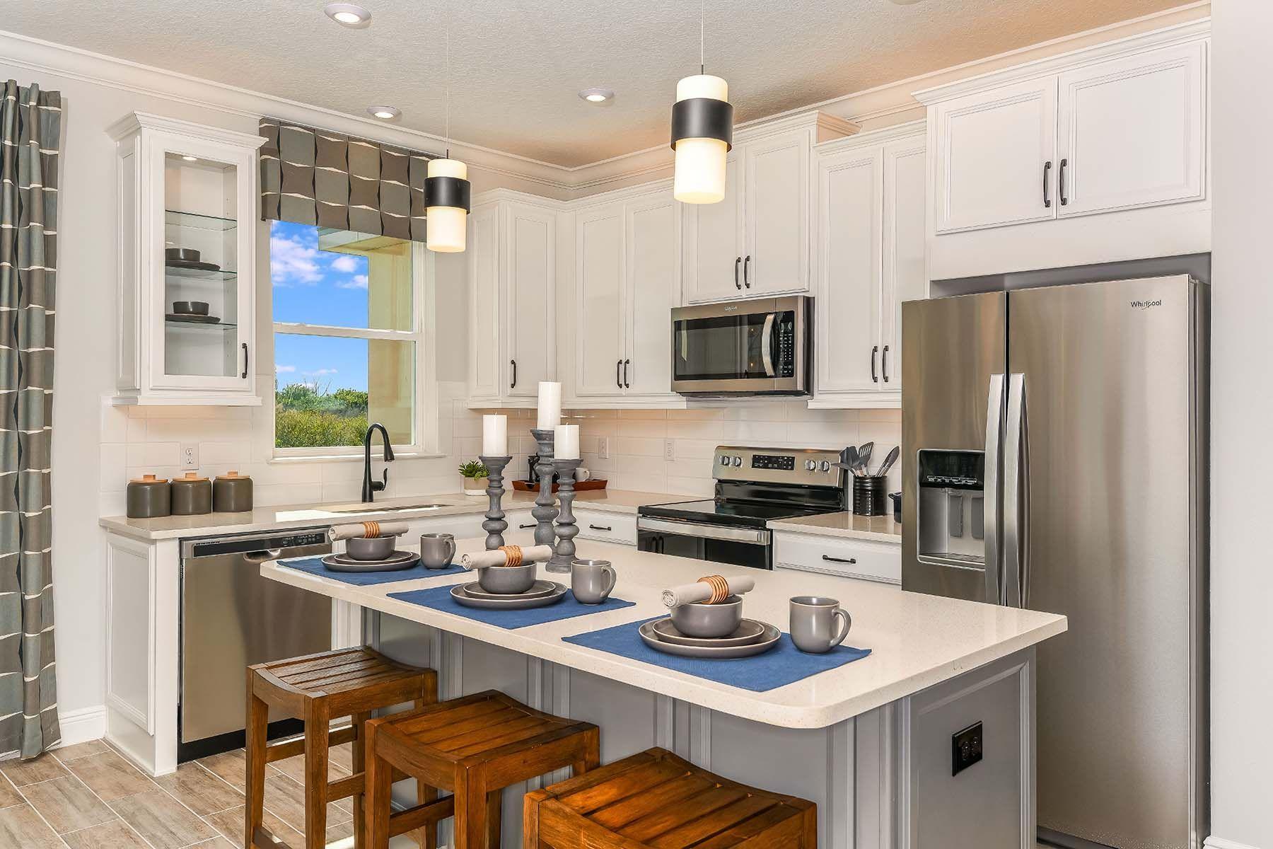 Kitchen featured in the Marina II By Mattamy Homes in Sarasota-Bradenton, FL