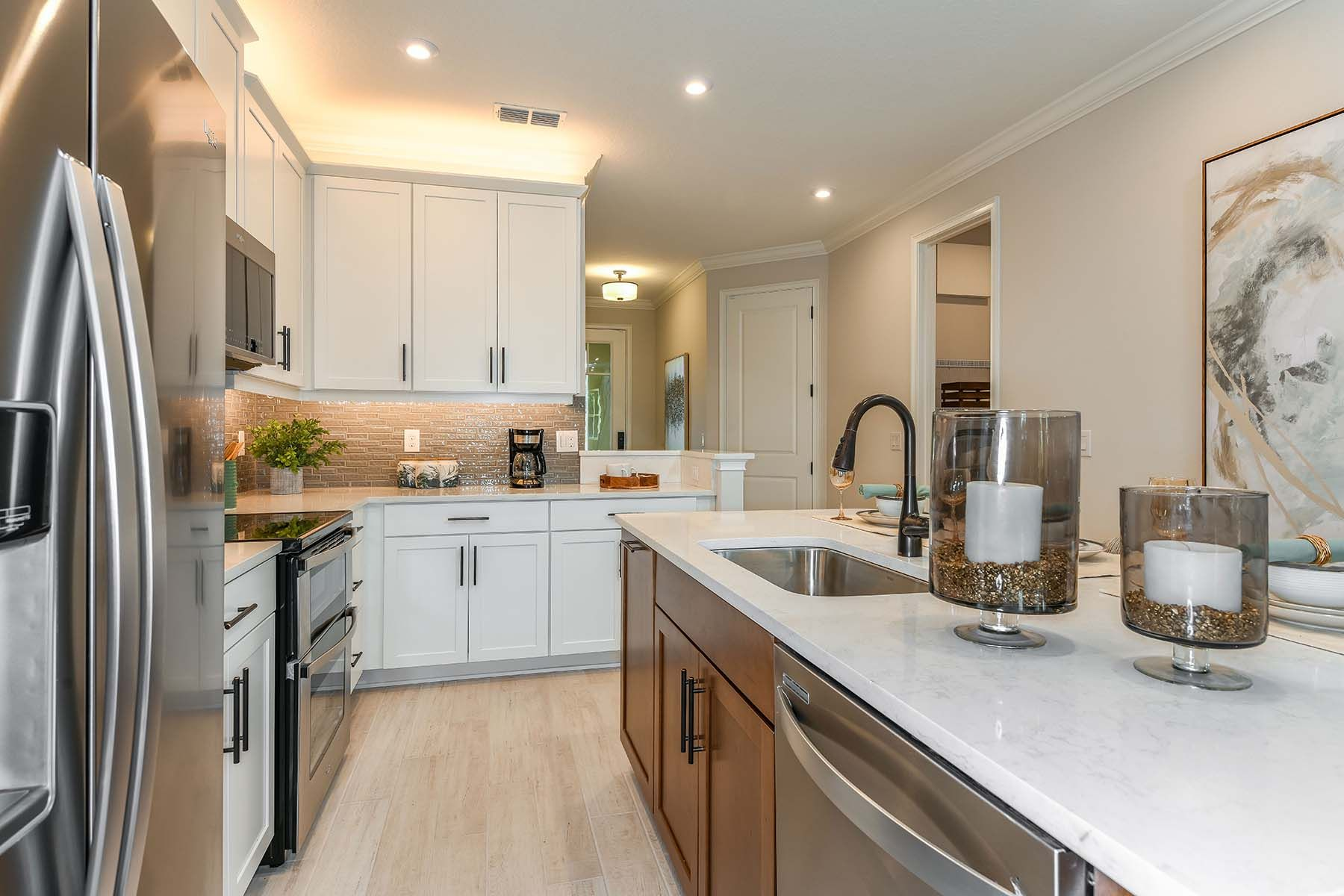 Kitchen featured in the Sandbar By Mattamy Homes in Sarasota-Bradenton, FL