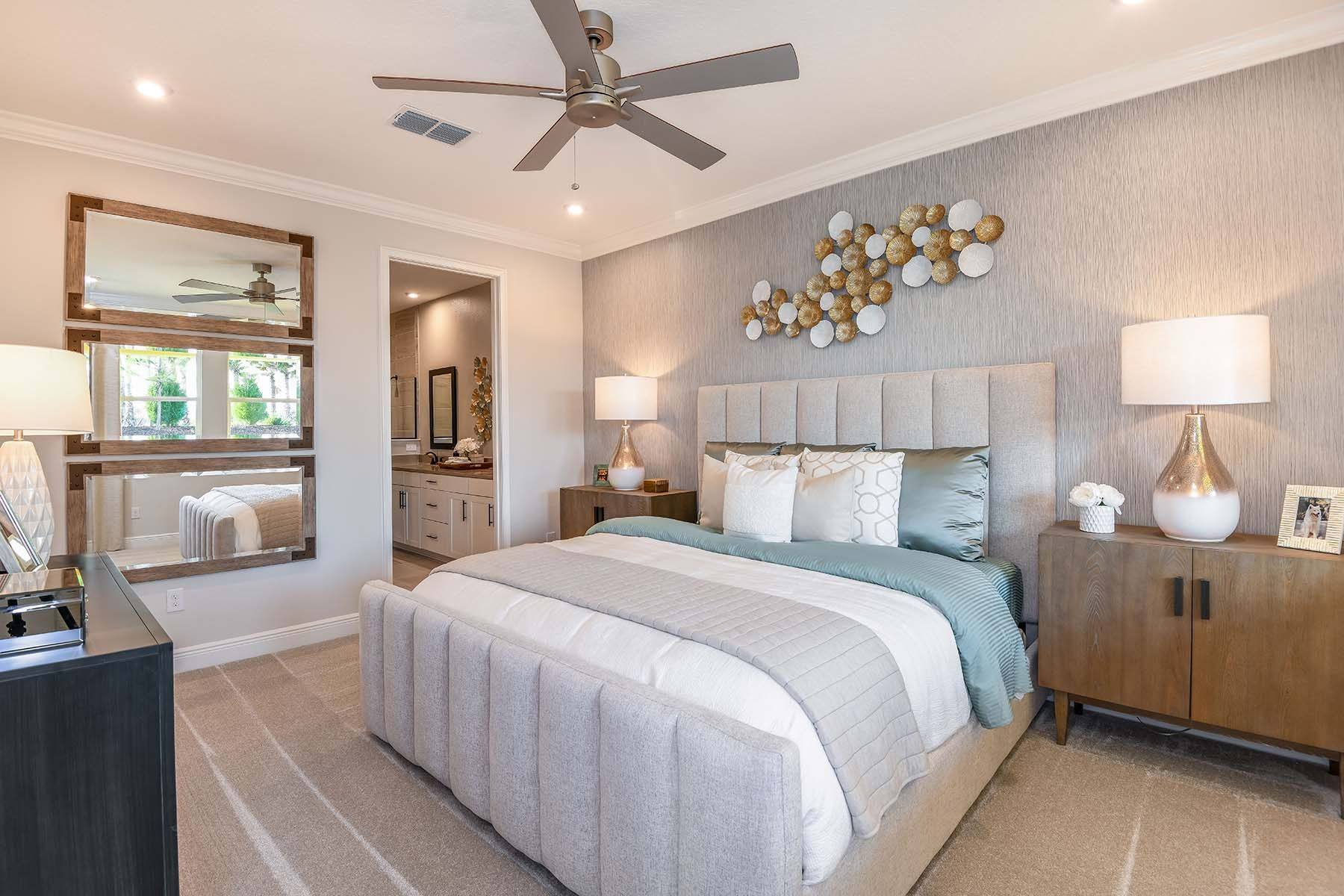 Bedroom featured in the Sandbar By Mattamy Homes in Sarasota-Bradenton, FL