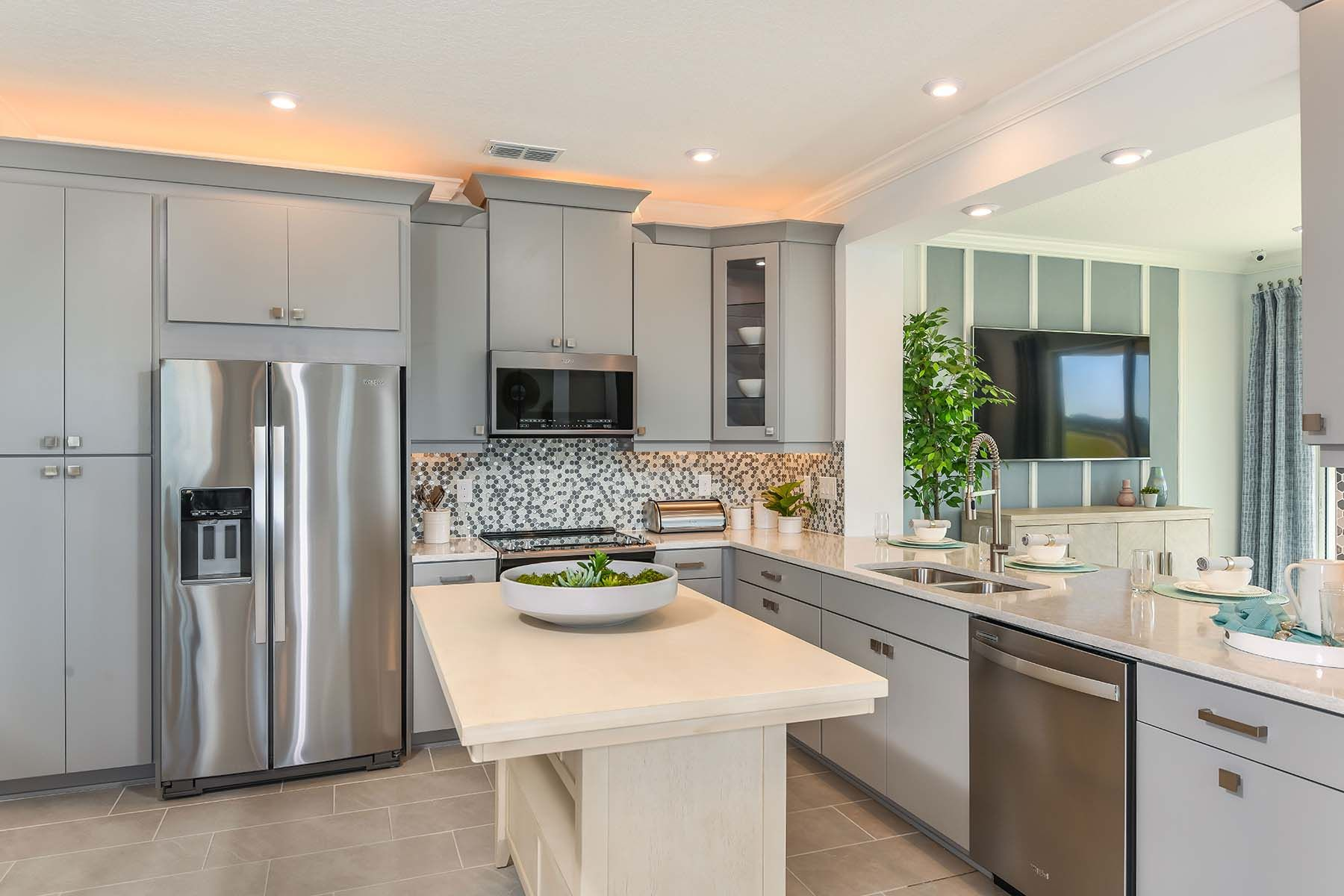 Kitchen featured in the Seaside II End By Mattamy Homes in Sarasota-Bradenton, FL