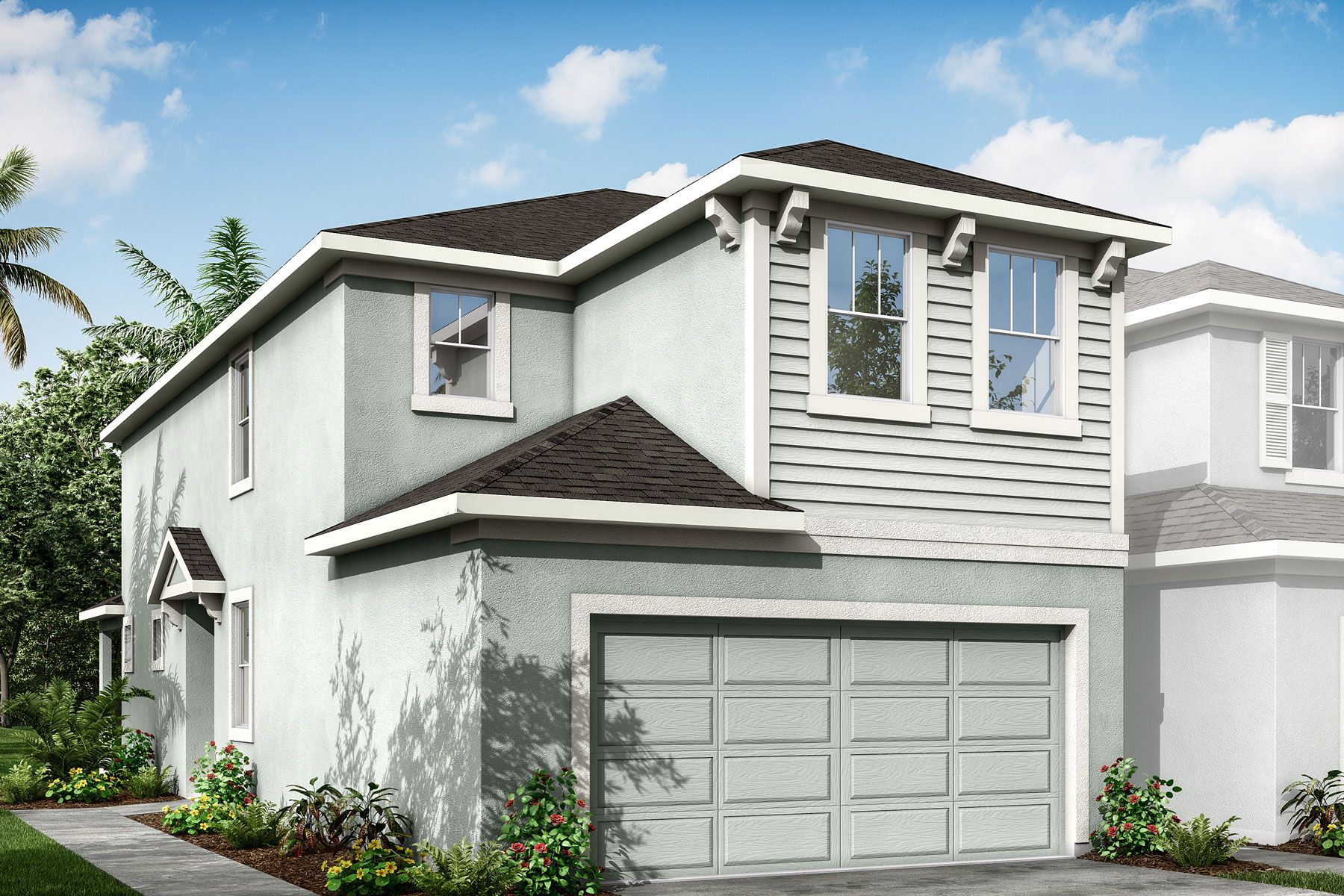 Exterior featured in the Seaside II End By Mattamy Homes in Sarasota-Bradenton, FL