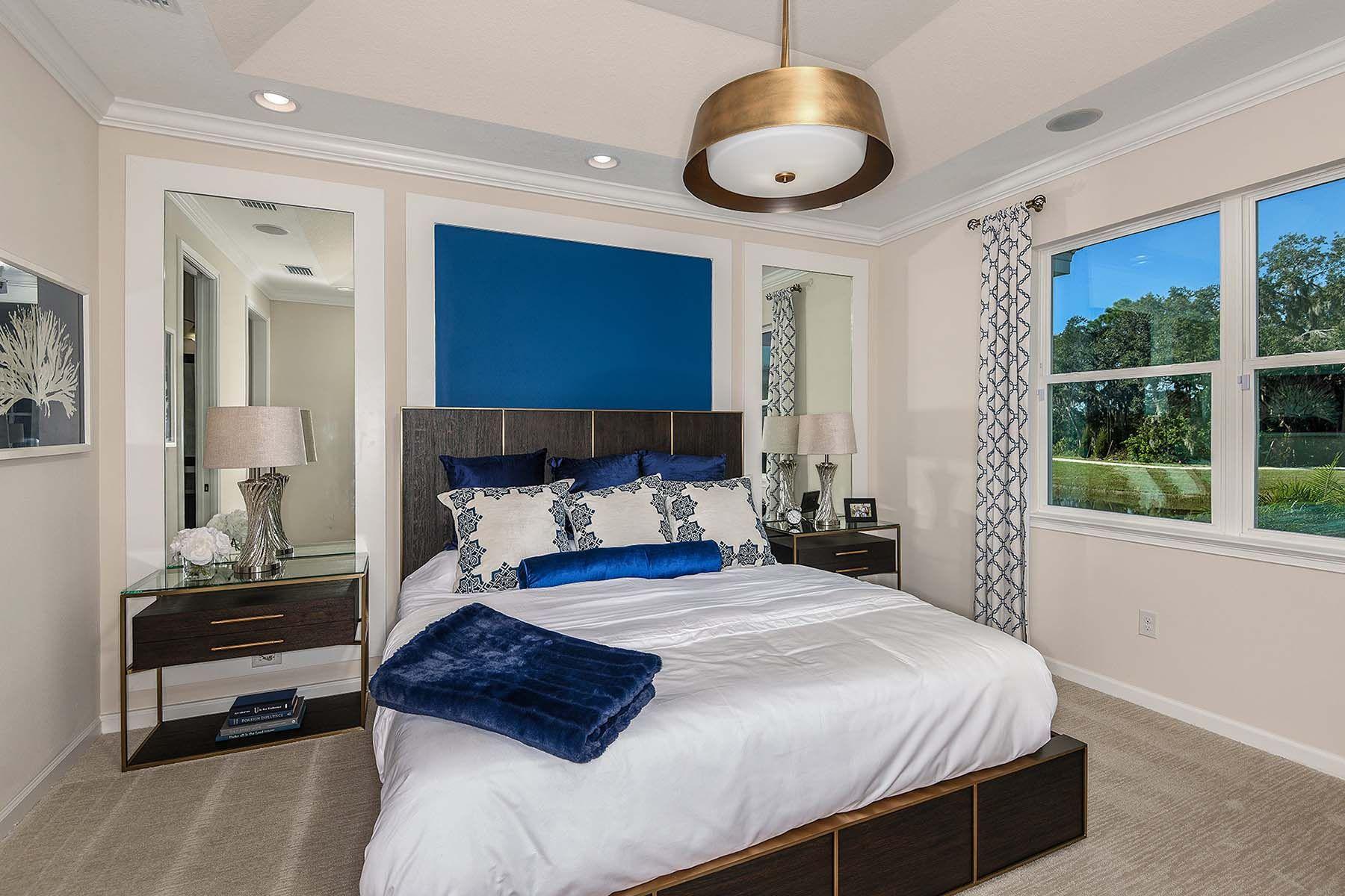 Bedroom featured in the Bayport By Mattamy Homes in Sarasota-Bradenton, FL