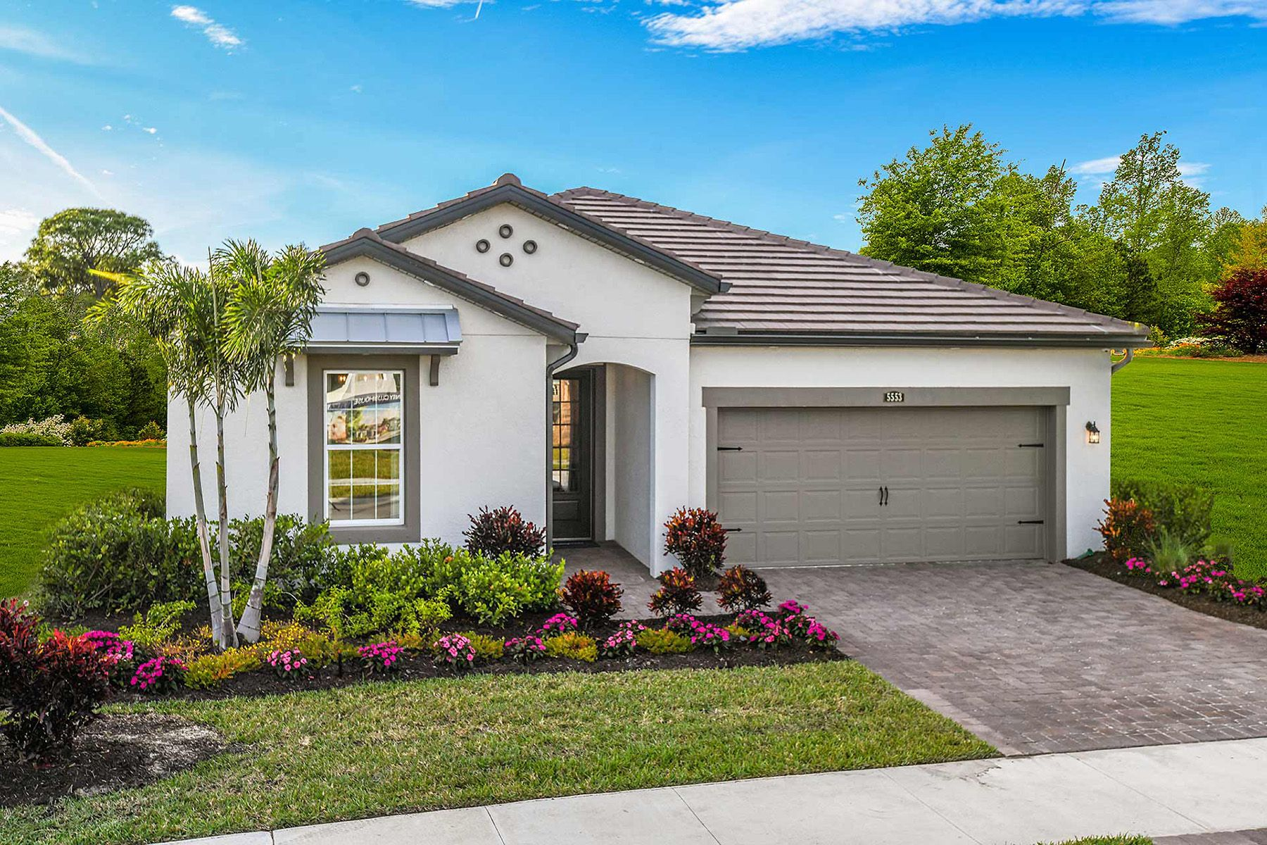 Exterior featured in the Dawn By Mattamy Homes in Sarasota-Bradenton, FL