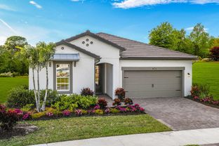 Dawn - Sunrise Preserve at Palmer Ranch: Sarasota, Florida - Mattamy Homes