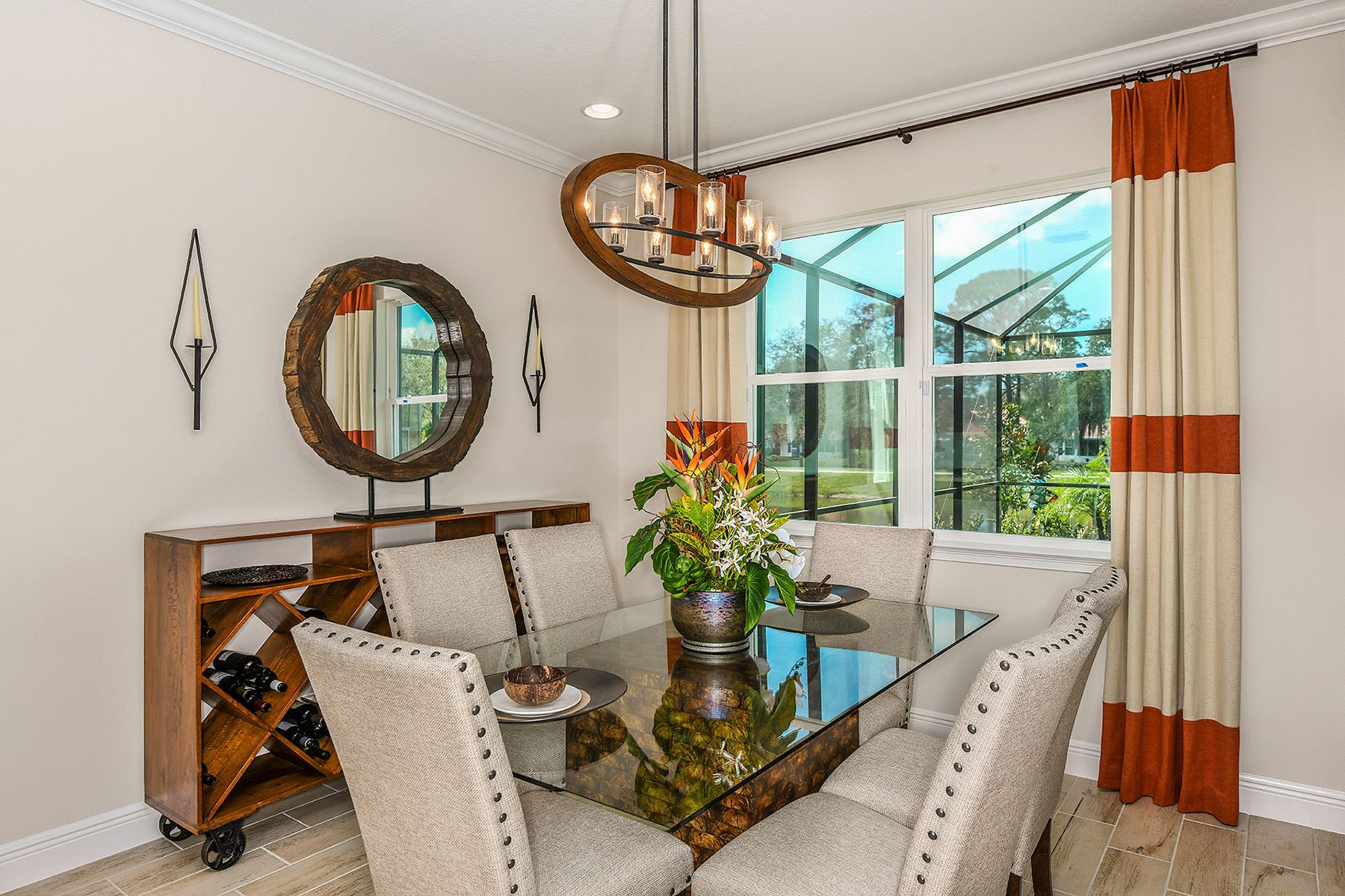 Living Area featured in the Dawn By Mattamy Homes in Sarasota-Bradenton, FL
