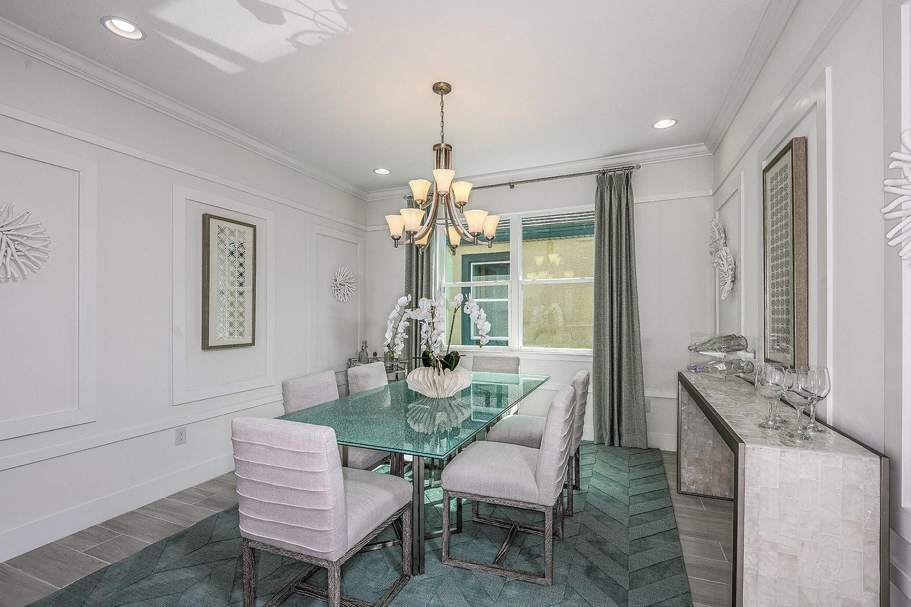 Living Area featured in the Jubilee II By Mattamy Homes in Sarasota-Bradenton, FL