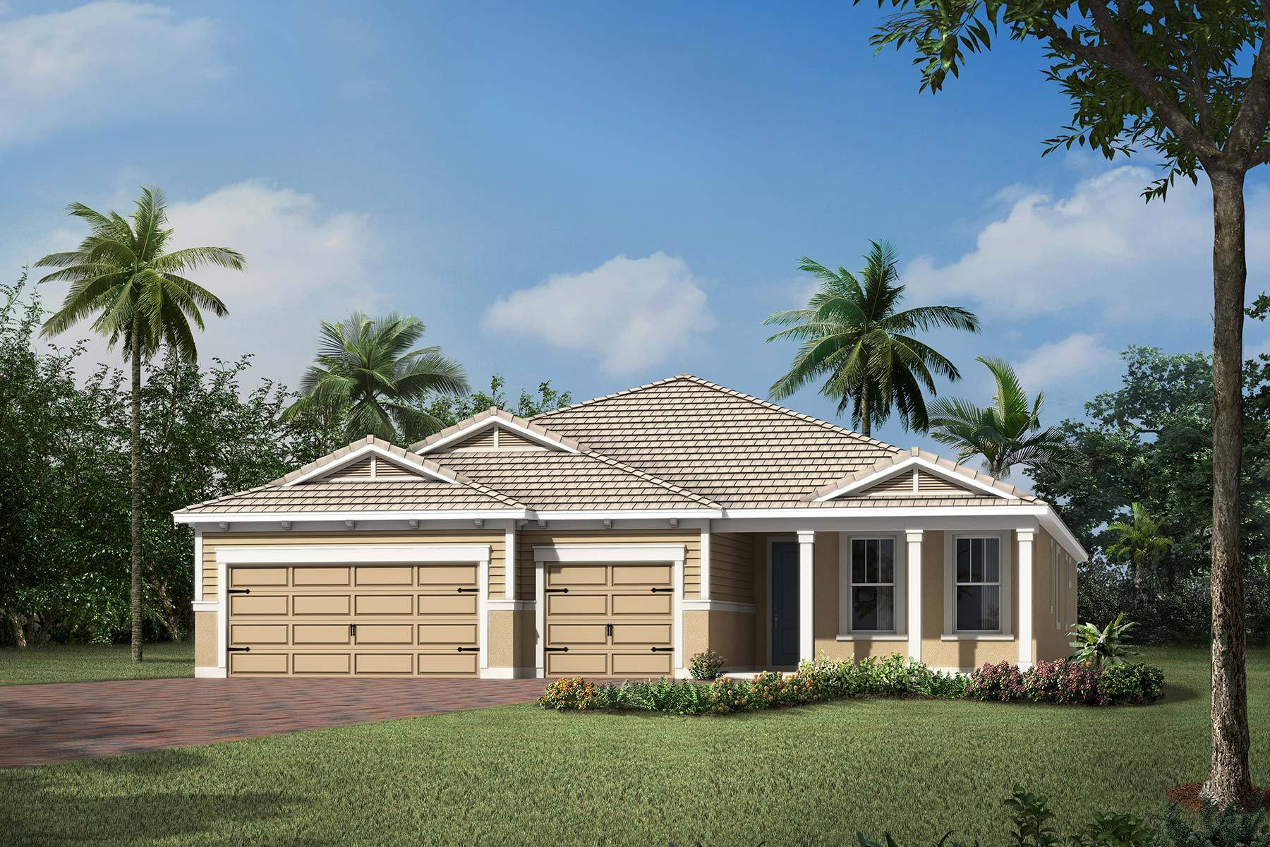 Exterior featured in the Jubilee By Mattamy Homes in Sarasota-Bradenton, FL
