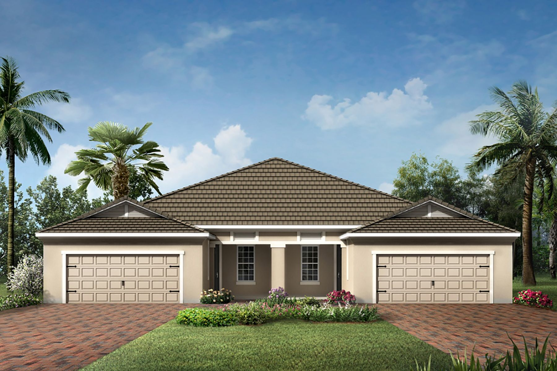 Exterior featured in the Seascape By Mattamy Homes in Sarasota-Bradenton, FL