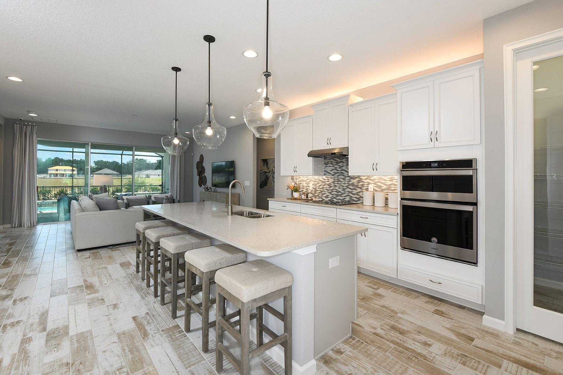 Kitchen featured in the Serenity By Mattamy Homes in Sarasota-Bradenton, FL