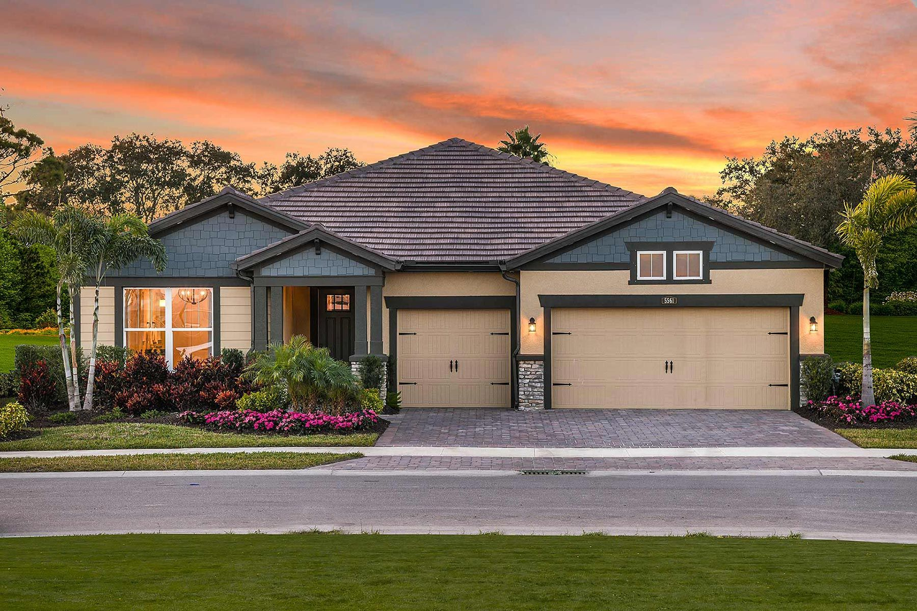Exterior featured in the Sunlit By Mattamy Homes in Sarasota-Bradenton, FL