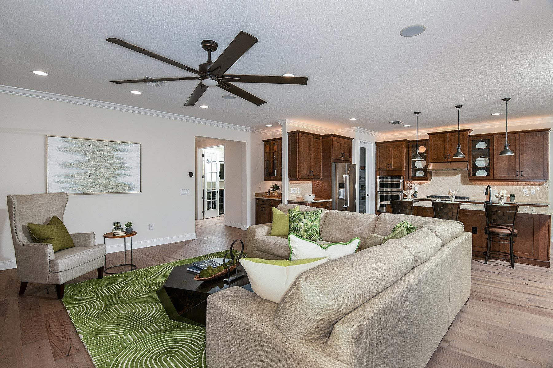 Living Area featured in the Sunlit By Mattamy Homes in Sarasota-Bradenton, FL