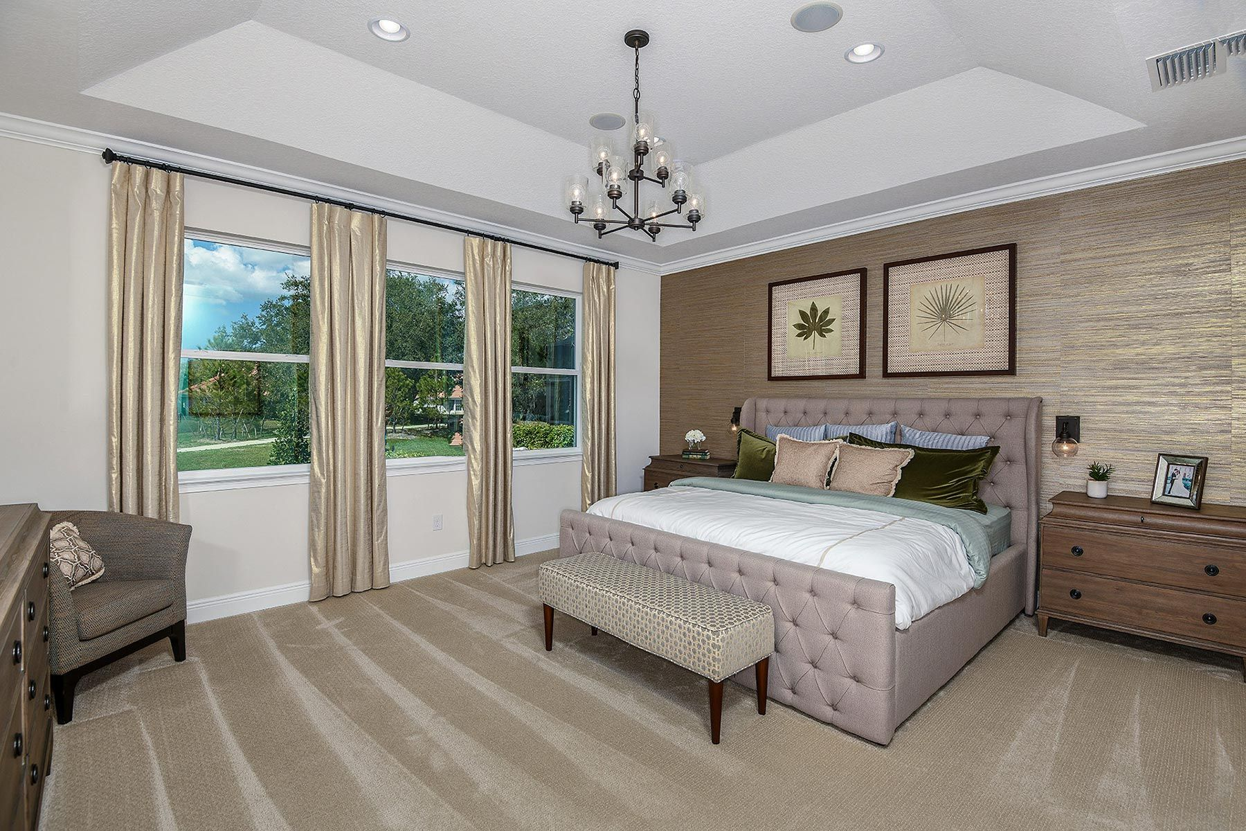 Bedroom featured in the Sunlit By Mattamy Homes in Sarasota-Bradenton, FL