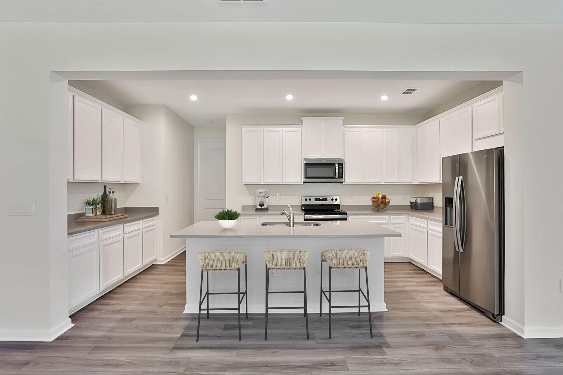 Kitchen featured in the Antigua II By Mattamy Homes in Sarasota-Bradenton, FL