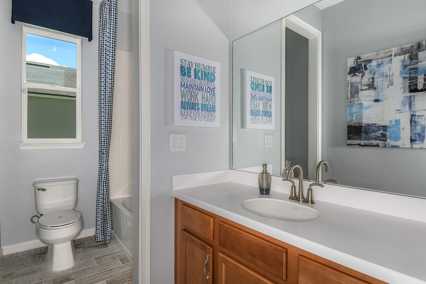 Bathroom featured in the Coquina II By Mattamy Homes in Sarasota-Bradenton, FL