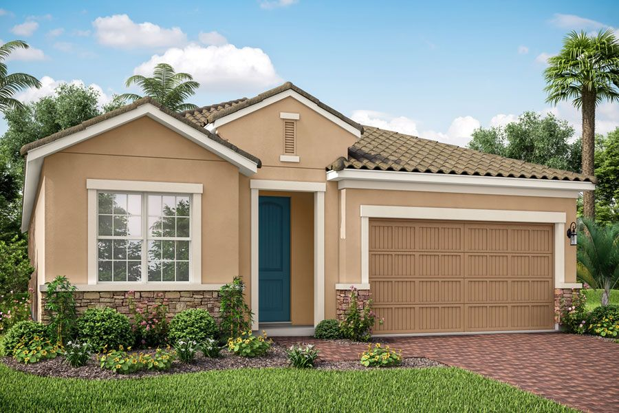 Exterior featured in the Dominica II By Mattamy Homes in Sarasota-Bradenton, FL