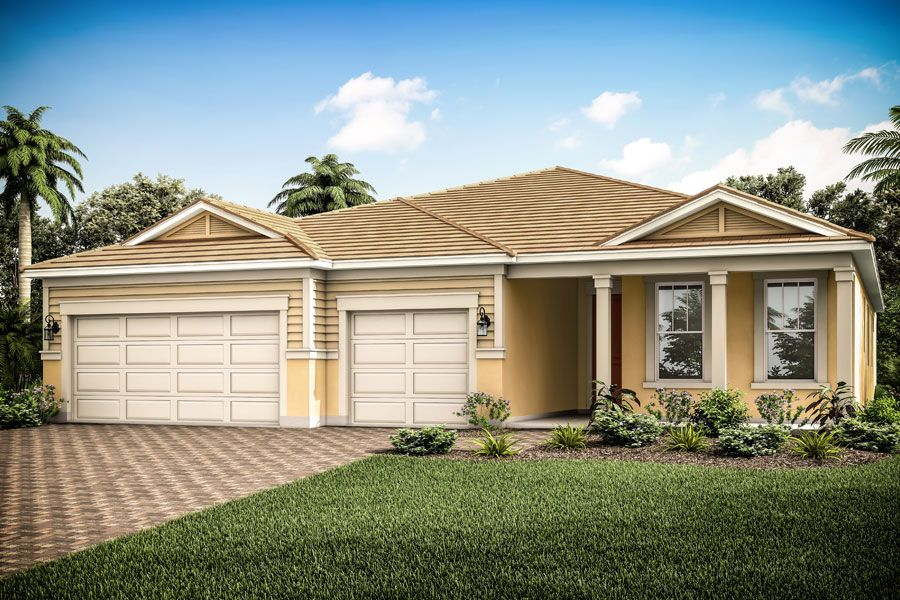 Exterior featured in the Jubilee II By Mattamy Homes in Sarasota-Bradenton, FL