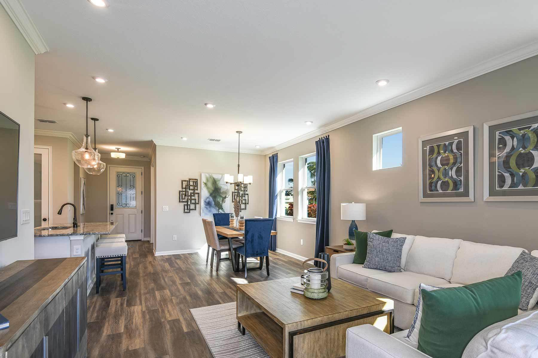 Living Area featured in the Largo By Mattamy Homes in Sarasota-Bradenton, FL