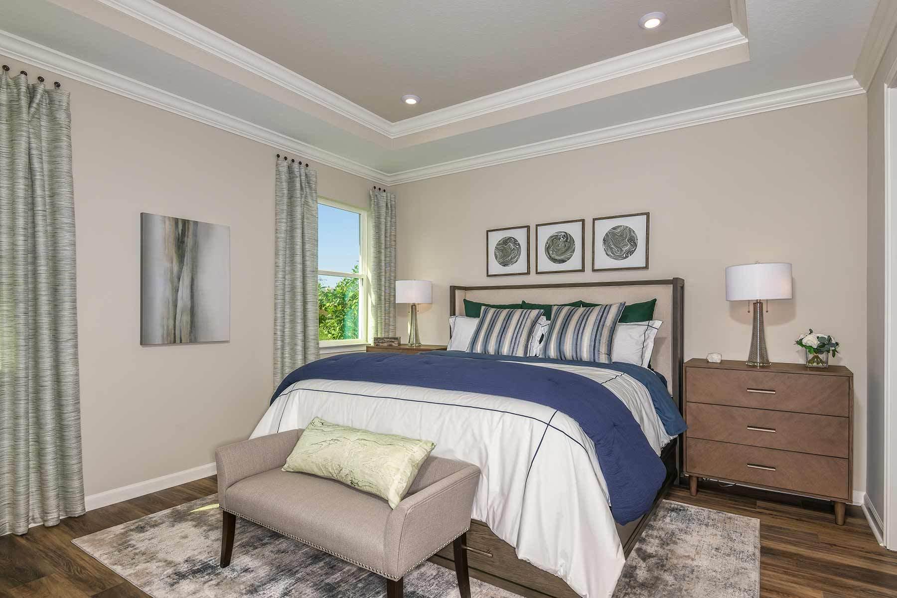 Bedroom featured in the Largo By Mattamy Homes in Sarasota-Bradenton, FL