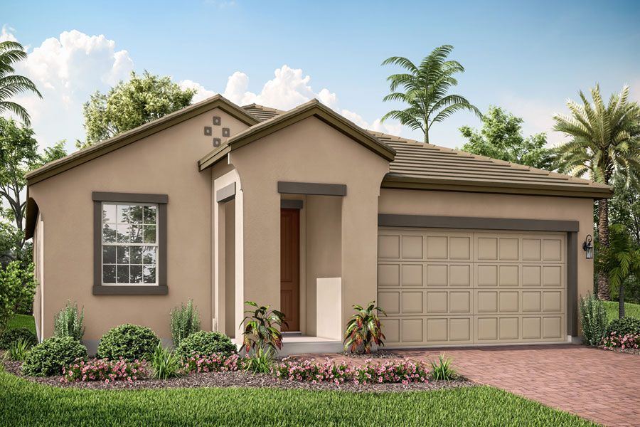 Exterior featured in the Riviera II By Mattamy Homes in Sarasota-Bradenton, FL