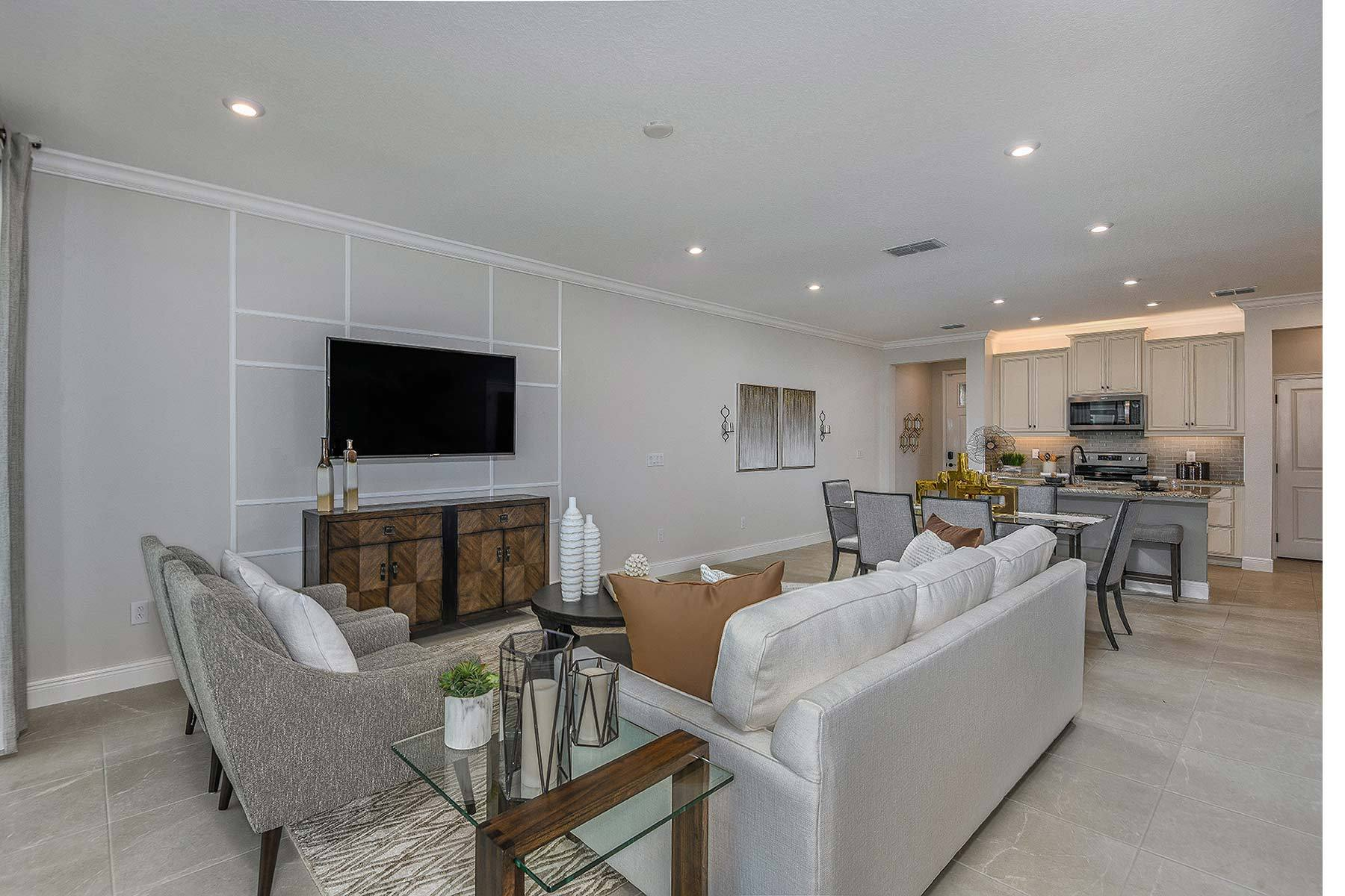 Living Area featured in the Ormond By Mattamy Homes in Tampa-St. Petersburg, FL
