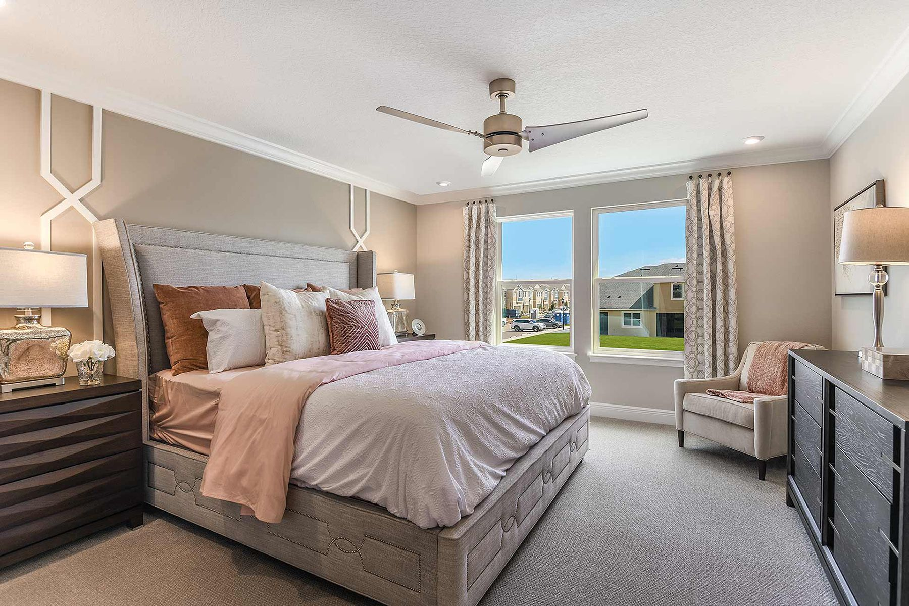 Bedroom featured in the Sebring By Mattamy Homes in Tampa-St. Petersburg, FL